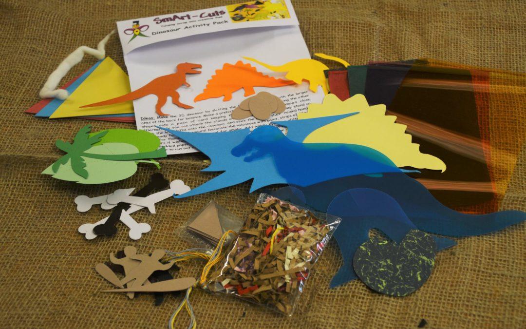 SmArt-Cuts – Turning Scrap Into Creative Fun