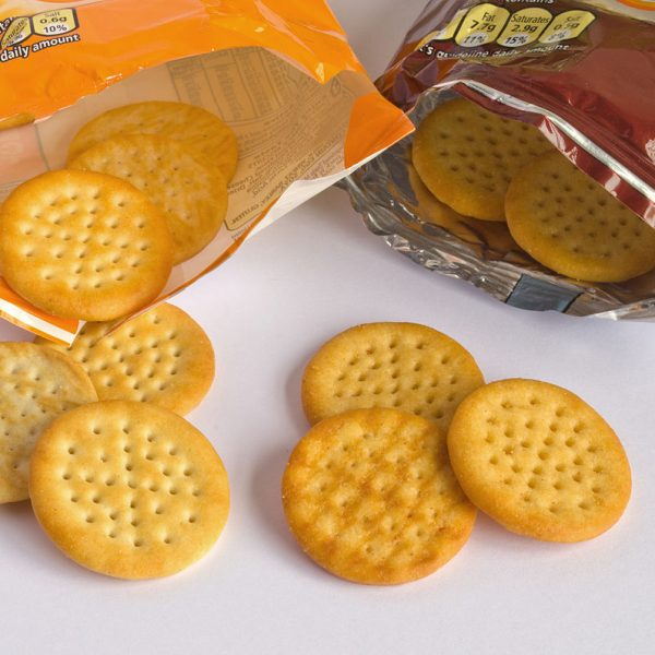 Mini Cheddars Snacks
