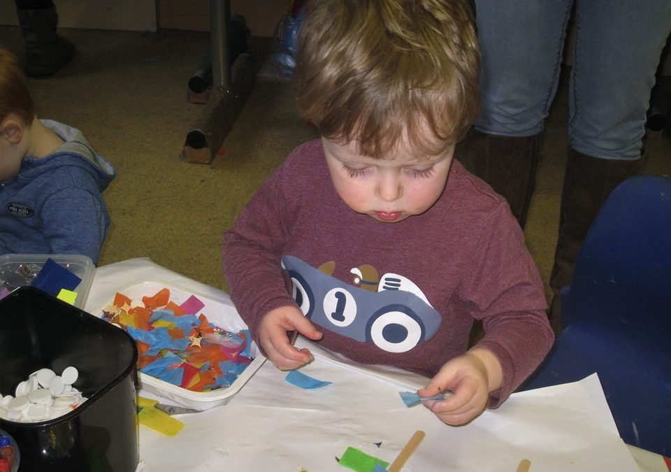 Make & Play For Under 5's – 15th May 2020