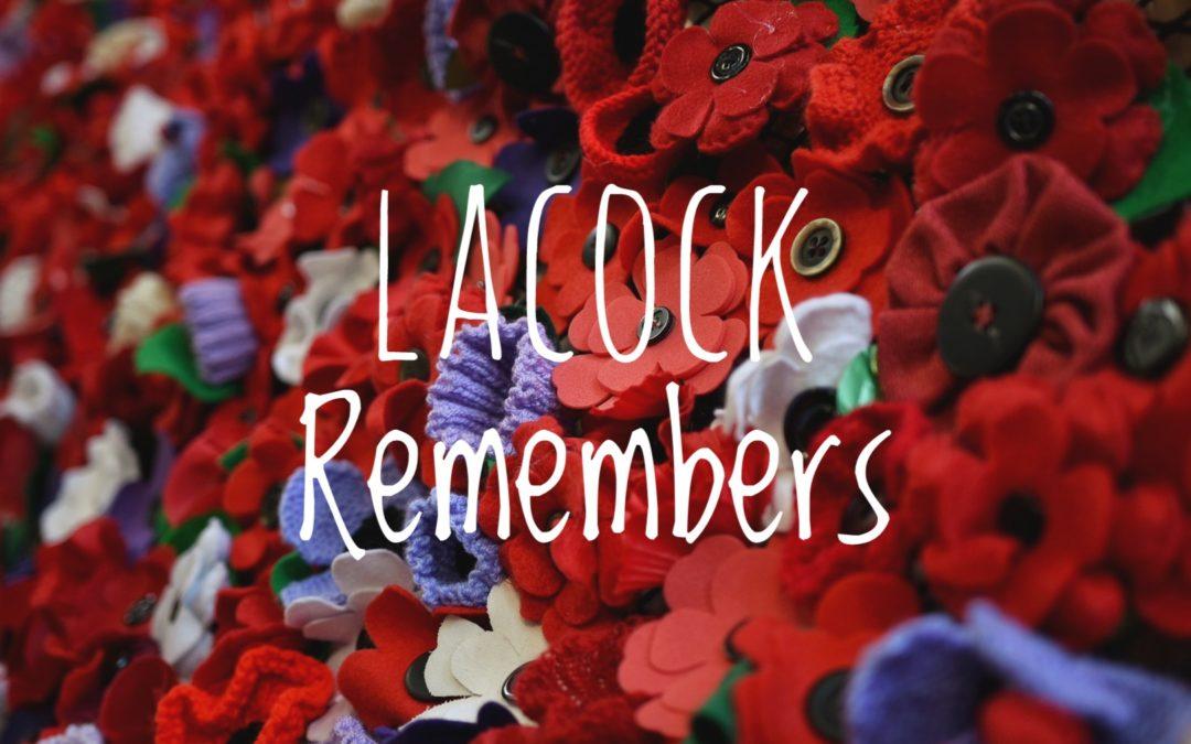 Lacock Poppy Project