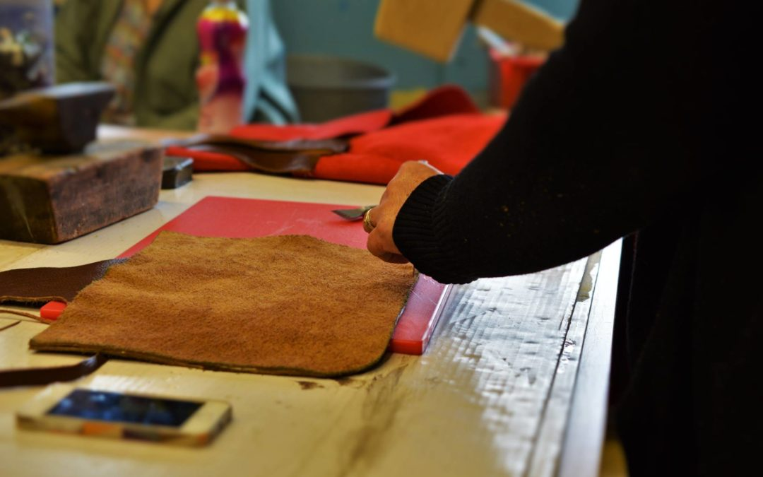Crafting With Leather 20th July
