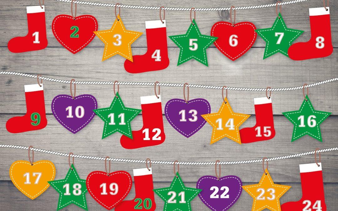 Reuseable Advent Calendars