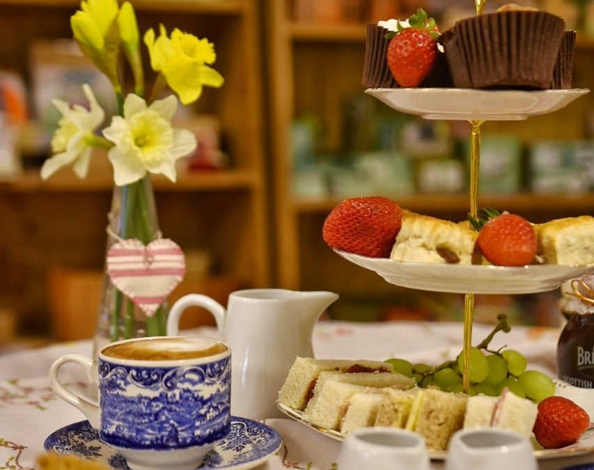 Afternoon Cream Teas Are Back 27/08/2019