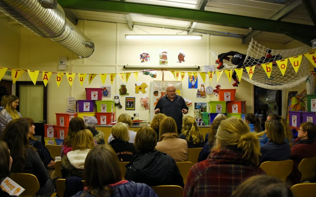 Read All About It Book Box Launch
