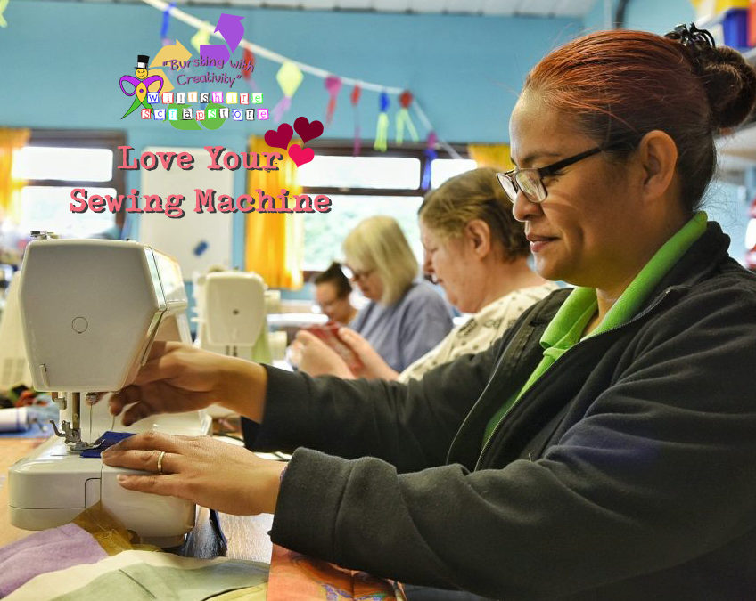 Love Your Sewing Machine – 9th May 2020