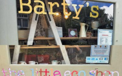 Barty's has reopened!