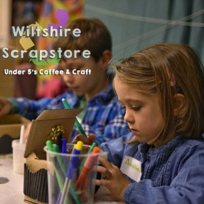 Under 5's Coffee & Craft - 30/09/2021